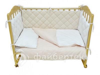 Бортик защитный для детской кроватки