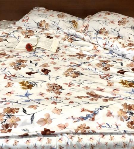 Комплект постельного белья BROWN/BROWN  (арт. 20-1441)