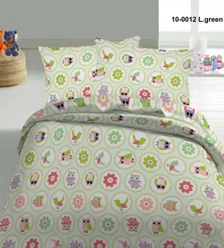 """Комплект постельного белья для детей """"L.Green"""" (10-0012)"""
