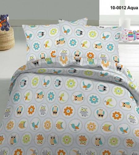"""Комплект постельного белья для детей """"Aqua"""" (10-0012)"""