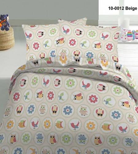 """Комплект постельного белья для детей """"Beige"""" (10-0012)"""