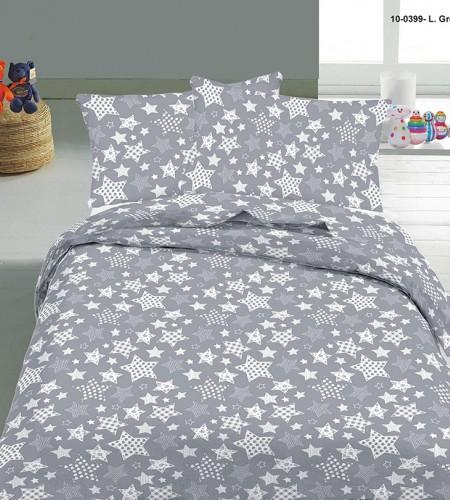 """Комплект постельного белья для детей """"L.Grey"""" (10-0399)"""