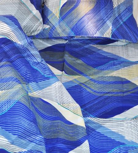 """Комплект постельного белья """"BLUE"""" (30-0332)"""