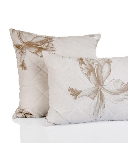 Подушка спальная с наполнителем Лен (арт. Л)