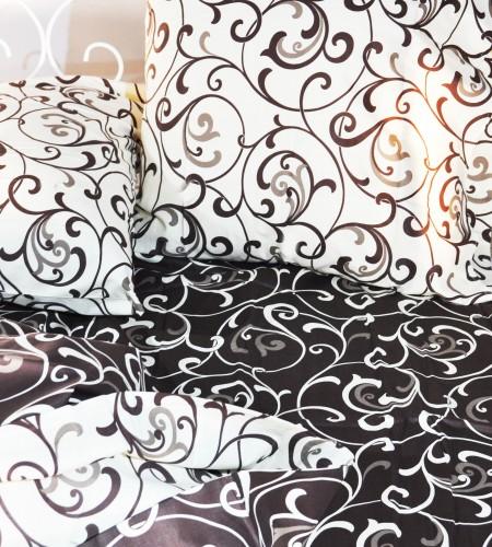 """Комплект постельного белья из бязи """"BROWN & BEIGE """"  (40-0456, 40-0456)"""