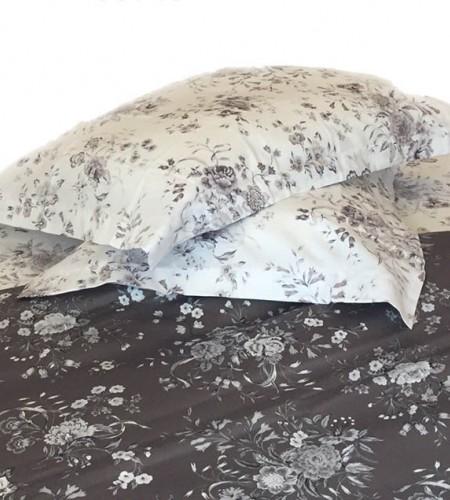 """Комплект постельного белья """"Dark grey"""" (20-0767)"""