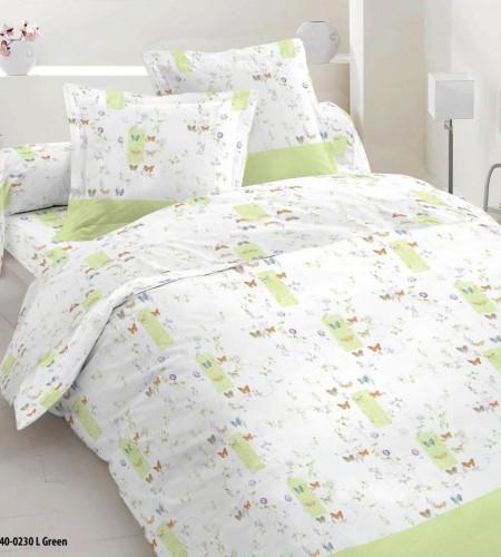 """Комплект постельного белья для детей """"L.Green"""" (40-0230)"""