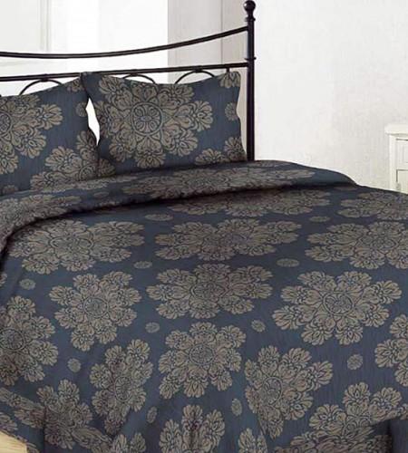 """Комплект постельного белья """"Blue"""" (40-0882)"""