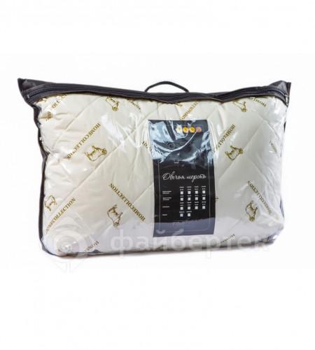 Подушка с наполнителем Овечья шерсть 50х70 см (арт. 6848.СШ)