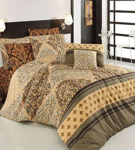 Комплект постельного белья  COTTON LIFE NIGHT, Турция (8023)