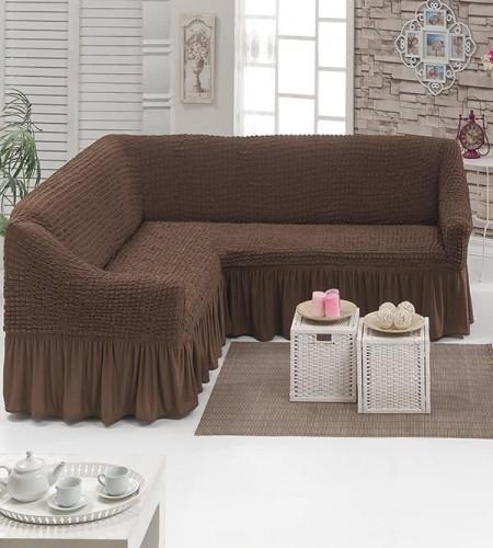 Чехол для мягкой мебели угловой JUANNA (арт. 8209)
