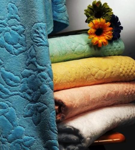 Махровые полотенца Borboletas (Buddemeyer, Бразилия)