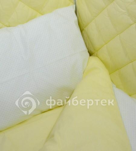 Комплект постельного белья для детей (желтый)