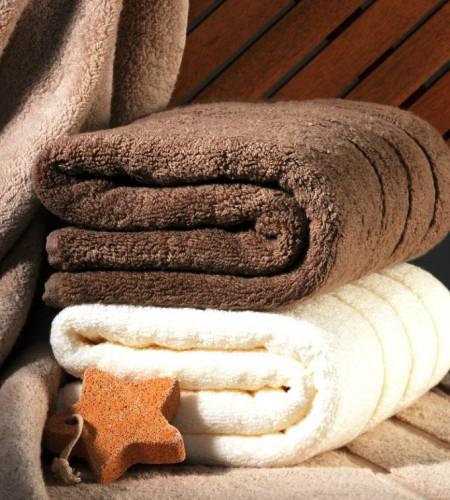 Махровые полотенца Conforto (Buddemeyer, Бразилия)