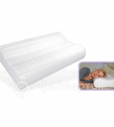 Эргономичная подушка с повышенной эластичностью, арт. Э.З.А.02