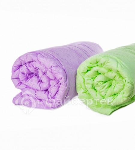 Одеяло тёплое с наполнителем Файбертек (бязь), полуторное. Размер 205×150, арт. Т.06