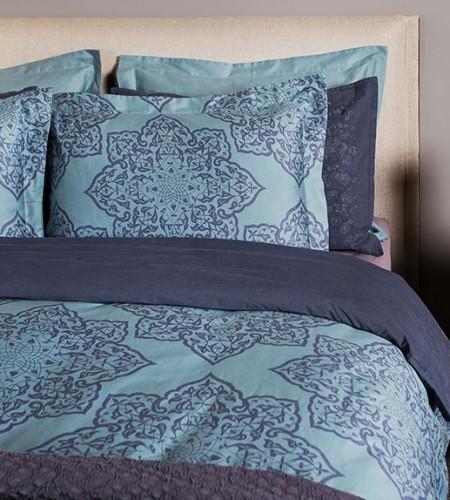 """Комплект постельного белья FiberLUX """"Mandala Emerald"""""""
