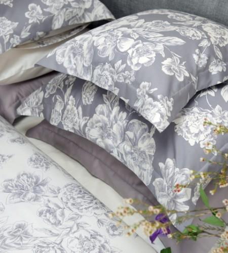 """Комплект постельного белья FiberLUX """"Normandia Gray"""""""