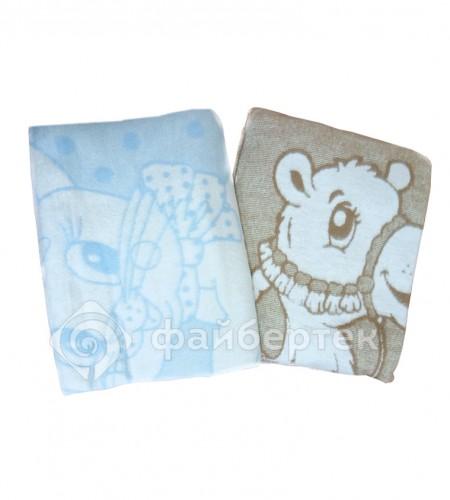 Одеяло детское хлопчатобумажное (арт.О.11.1)