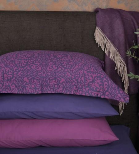 """Комплект постельного белья FiberLUX """"Papercut Purple"""""""