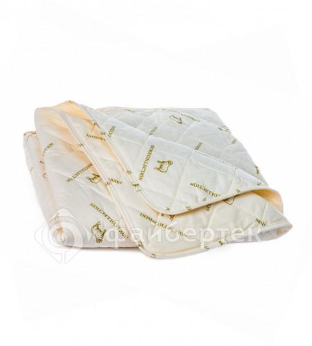 Одеяло с наполнителем Овечья шерсть (облегченное)