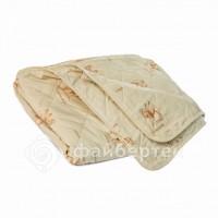 Одеяло с наполнителем Верблюжья шерсть (всесезонное)