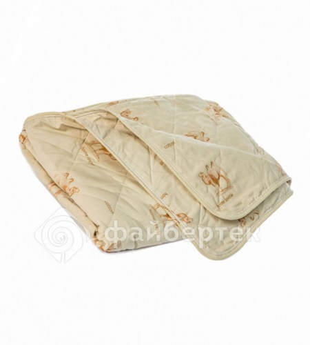 Одеяло с наполнителем Верблюжья шерсть (облегченное)