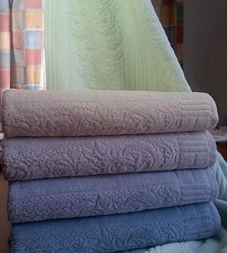 Махровые полотенца Vintage (Buddemeyer, Бразилия)