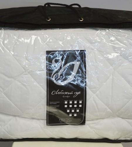 Одеяло с наполнителем Лебяжий пух сатин, арт. ЛП.2.05