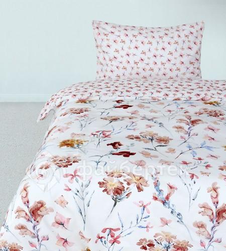 Комплект постельного белья из сатина 20-1442