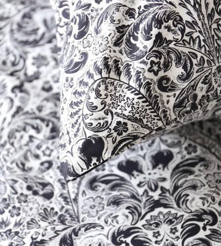 Комплект постельного белья с простыней на резинке 40-0883
