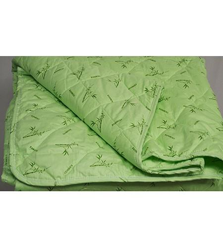 Одеяло с наполнителем Бамбук сатин, арт. Б.1.01